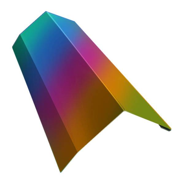 Капельник оцинкованный с покраской во все цвета RAL