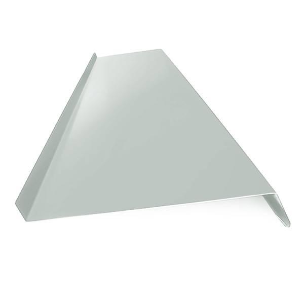 Отлив оцинкованный для окон RAL 9002 светло-серый