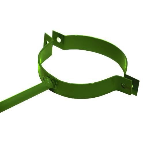 Кронштейн сварной RAL 6002 лиственно-зеленый
